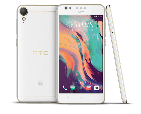 HTC Desire 10 Lifestyle, 16 GB, Polar White