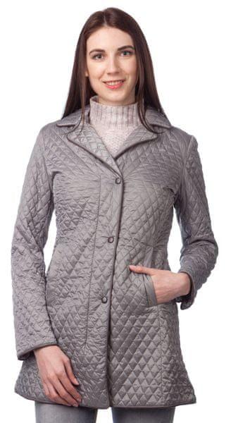Geox dámský kabát XS šedá