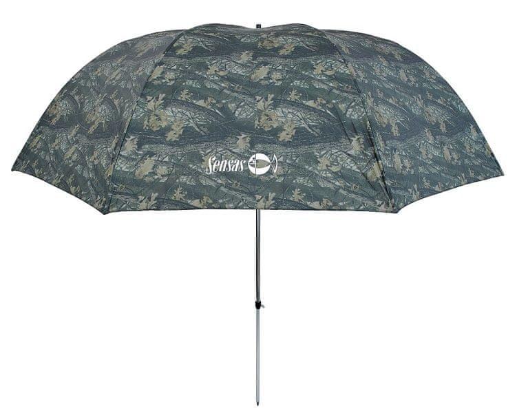Sensas Deštník Camo Power 2,5 m