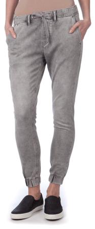 Pepe Jeans dámské jeansy Cosie 26 šedá