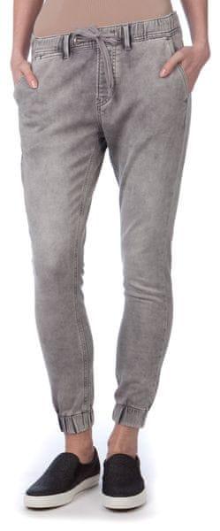 Pepe Jeans dámské jeansy Cosie 31 šedá