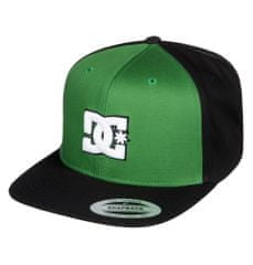 DC Czapka z daszkiem Snappy M Hats Fluo Green