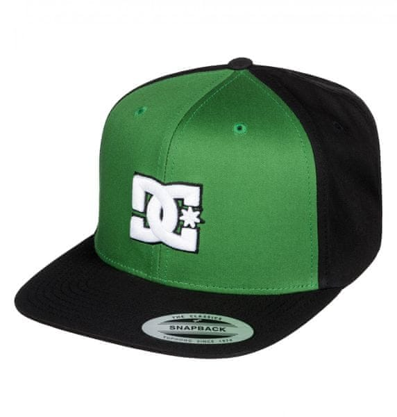 DC Snappy M Hats Fluo Green