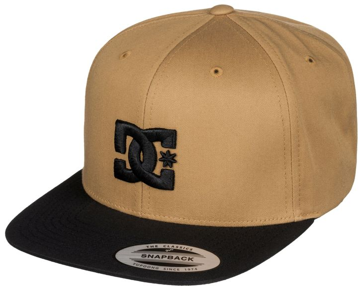 DC Snappy M Hats Amber Gold