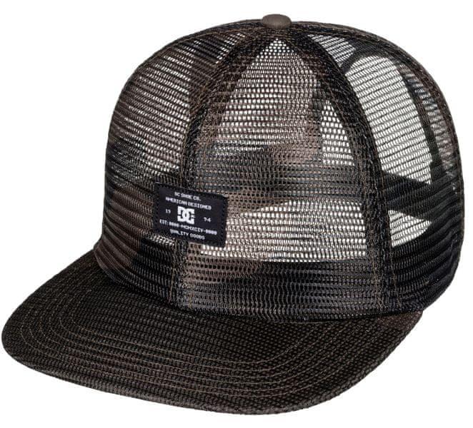 DC Mesho M Hats Woodland Camo