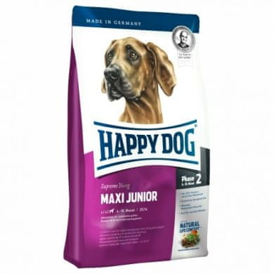 Happy Dog Maxi Junior 15 kg