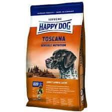 Happy Dog Toscana Kutyaeledel, 12,5 kg