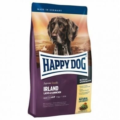 Happy Dog suha hrana za odrasle pse srednjhi in velikih pasem Irland, 12.5 kg