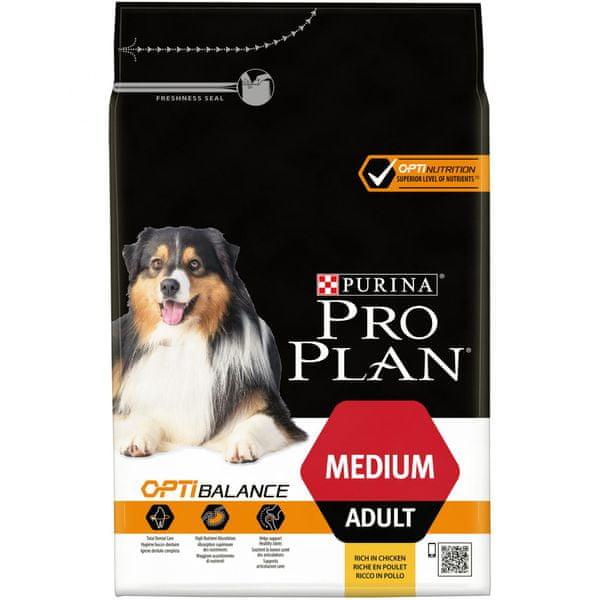 Purina Pro Plan Medium Adult 3kg