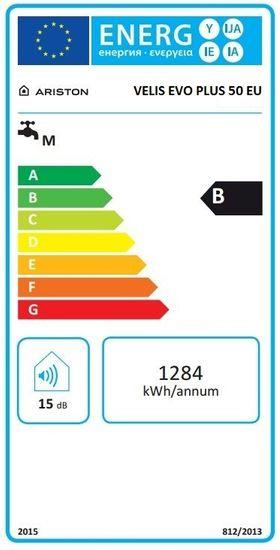 Ariston podgrzewacz wody Velis Evo Wi-Fi 50 EU (3626178)