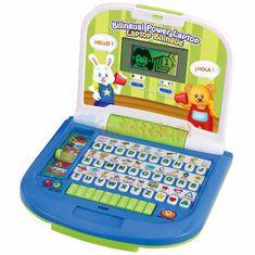 Smily Play Laptop dwujęzyczny 8030