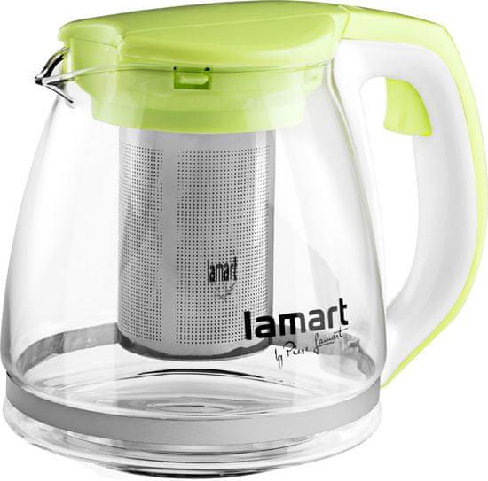 Lamart Stekleni čajnik, 1,1 L