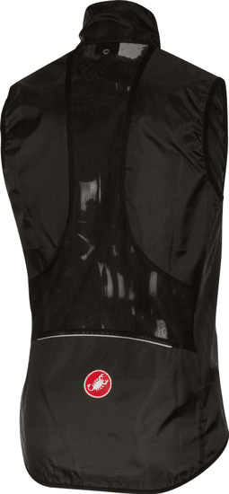 Castelli Squadra Long Vest Black