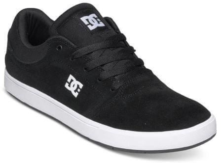 DC moški čevlji Crisis M, črni/beli, 45