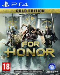 Ubisoft For Honor Gold Edition / PS4