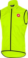 Castelli Squadra Long Vest Yellow Fluo