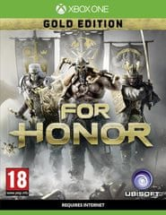 Ubisoft For Honor Gold Edition / Xbox One