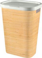 Curver košara za umazano perilo Infinity Bambus 59 l