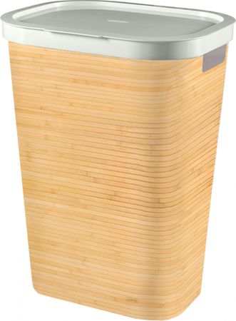 CURVER Kôš na špinavú bielizeň Infinity Bambus 59 l