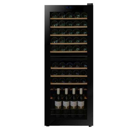 Dunavox vinska vitrina DX-54.150DK
