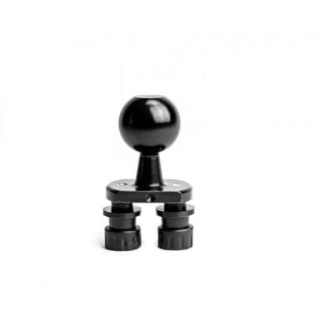 """NIMAR Koule pr.25 mm (1"""") eloxovaná hliníková s úchyty, Nimar"""