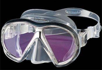 ATOMIC AQUATICS Maska Atomic SUBFRAME ARC, potápěčské brýle, transparentní/černá