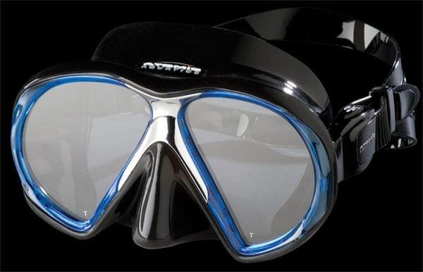 ATOMIC AQUATICS Maska Atomic SUBFRAME, potápěčské brýle, černá/modrá