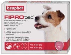 Beaphar Fiprotec rácsepegtető oldat kutyáknak S 5-10kg