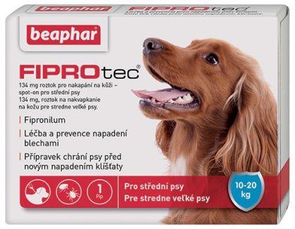 Beaphar Spot on Fiprotec pro psy M 10-20kg