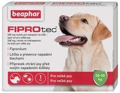 Beaphar Fiprotec rácsepegtető oldat kutyáknak L 20-40kg