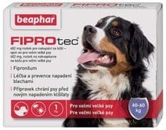 Beaphar Fiprotec rácsepegtető oldat kutyáknak XL 40-60kg