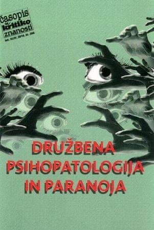 Družbena psihopatologija in paranoja