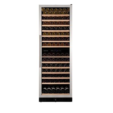 Dunavox vinska vitrina DX-166.428SDSK