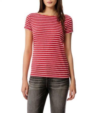 Timeout ženska majica XS rdeča