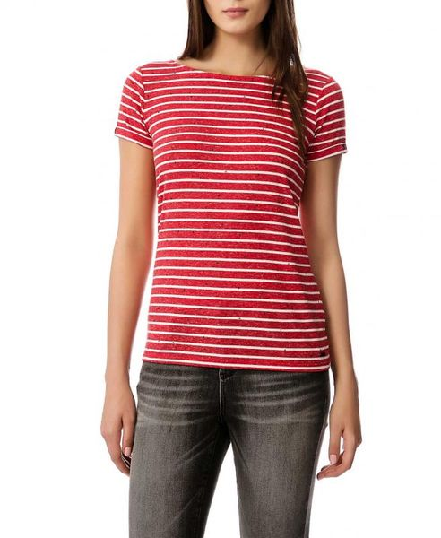 Timeout dámské tričko S červená