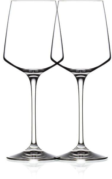 RCR Armonia Set 2 ks na bílé víno 450 ml