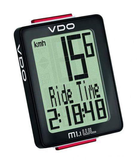 VDO M1.1 WL Analóg sebességmérő