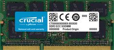 Crucial pomnilnik (RAM) za prenosnik PC3-10600 DDR3 (SO-DIMM) 4 GB 1333 MHz (CT4G3S1339MCEU)
