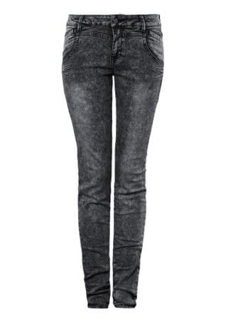 s.Oliver jeansy damskie 38/30 czarny