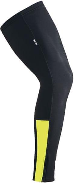 Etape Návleky na nohy Černá/Žlutá Fluo L