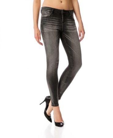 Timeout jeansy damskie 29/30 szary