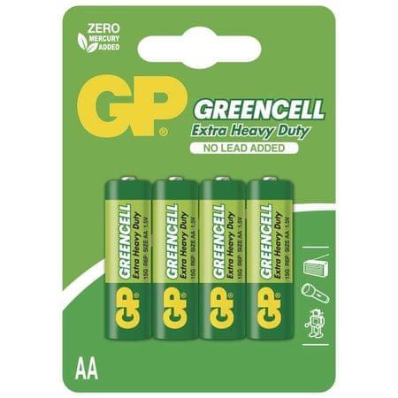 GP baterija 15G, 4 kosi
