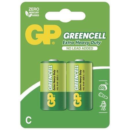 GP baterija 14G, 2 kosa