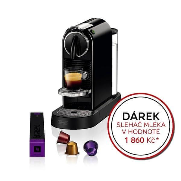 Nespresso Delonghi CitiZ EN 167 B