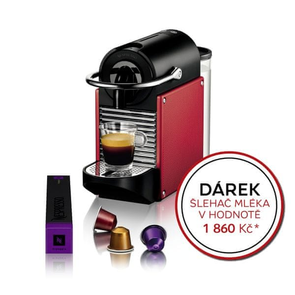 Nespresso DeLonghi Pixie EN125.R