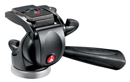 Manfrotto 391RC2 junior 3D fej gyorscserelappal