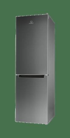 Indesit LR8 S2 X B kombinált hűtő