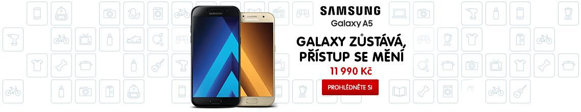 Samsung Galaxy 11990 Kč