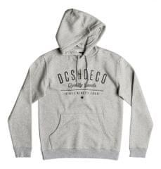 DC moški pulover Severance, siv