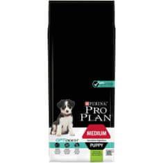 Purina Pro Plan sucha karma dla psa Medium Puppy Sensitive Digestion Lamb 12